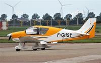 F-GHSY - DR40 - Not Available