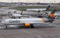 D-ABUO - B763 - Condor