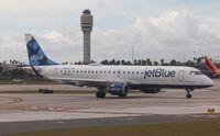 N184JB - JetBlue Airways