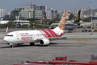 VT-AXM - B738 - Air India Express
